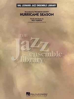 Hurricane Season: The Jazz Ensemble Library