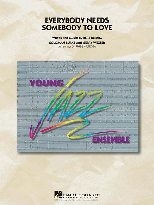 Everybody Needs Somebody to Love: Young Jazz Ensemble