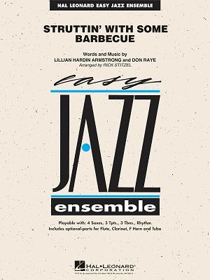 Struttin' with Some Barbecue: Easy Jazz Ensemble