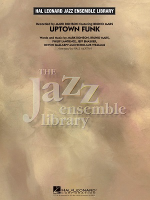 Uptown Funk: The Jazz Ensemble Library
