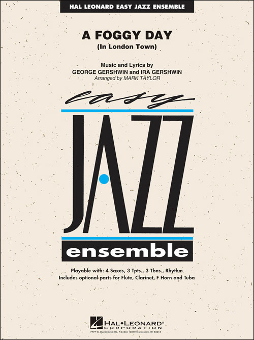 A Foggy Day (In London Town): Easy Jazz Ensemble