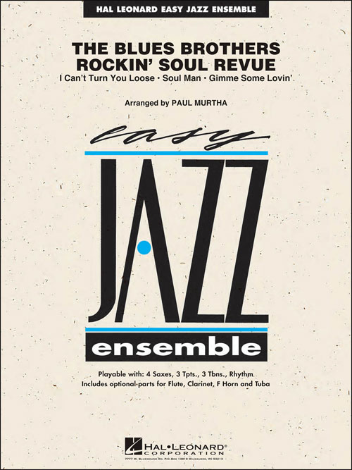 The Blues Brothers Rockin' Soul Revue: Easy Jazz Ensemble