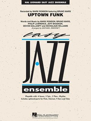 Uptown Funk: Easy Jazz Ensemble