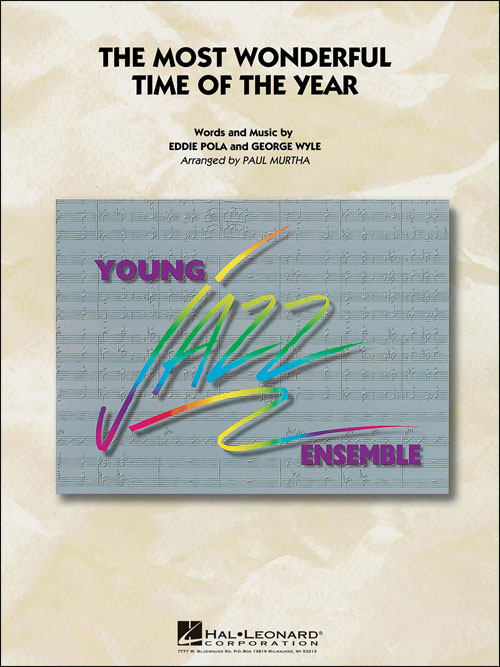 The Most Wonderful Time Of The Year: Young Jazz Ensemble