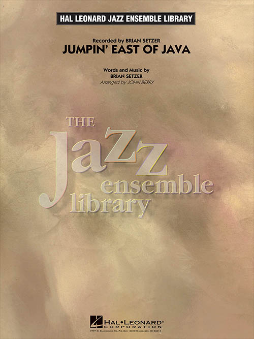 Jumpin' East Of Java: The Jazz Ensemble Library