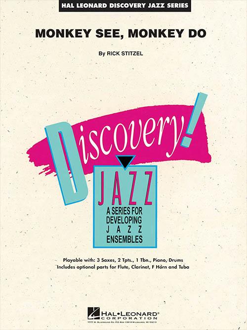 Monkey See, Monkey Do: Discovery Jazz
