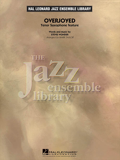 Overjoyed: The Jazz Ensemble Library