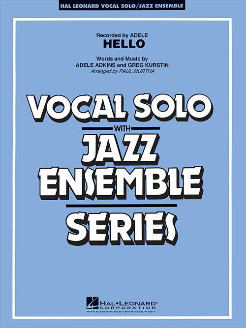 Hello: Vocal Solo with Jazz Ensemble