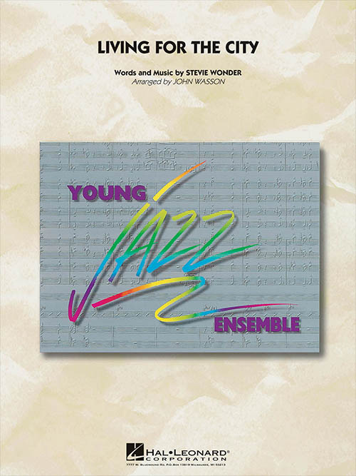 Living for the City: Young Jazz Ensemble