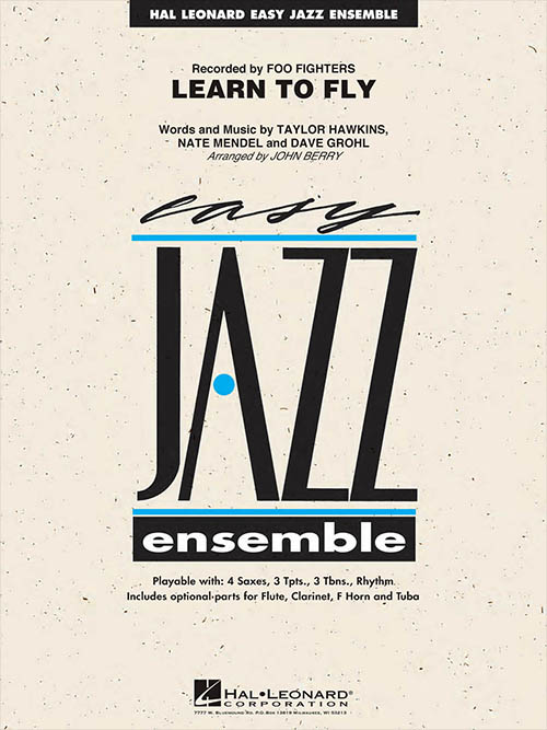 Learn to Fly: Easy Jazz Ensemble
