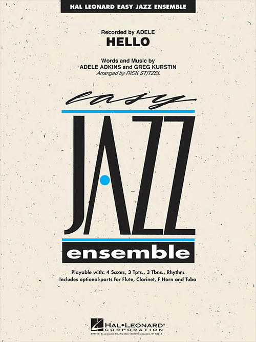 Hello: Easy Jazz Ensemble