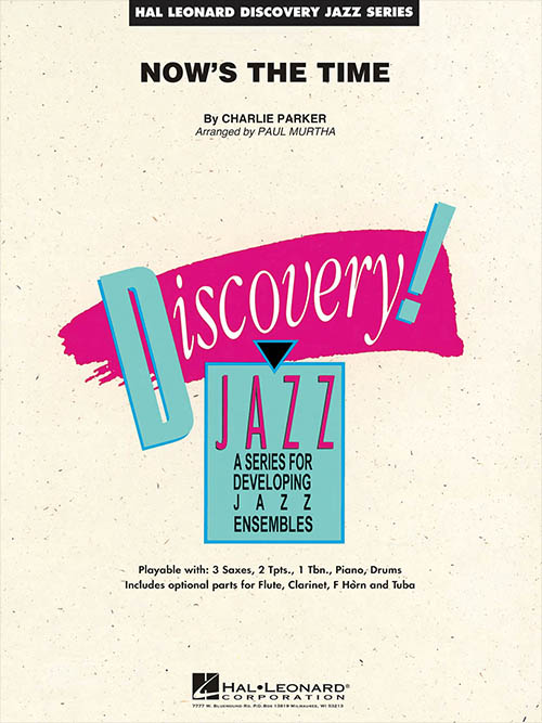 Now's The Time: Discovery Jazz