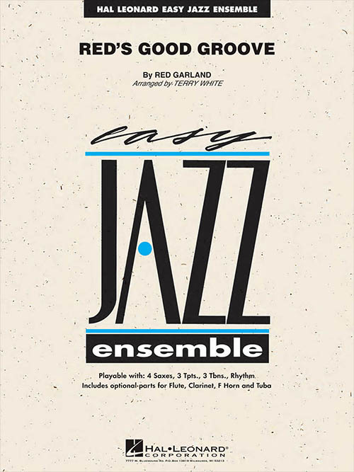 Red's Good Groove: Easy Jazz Ensemble