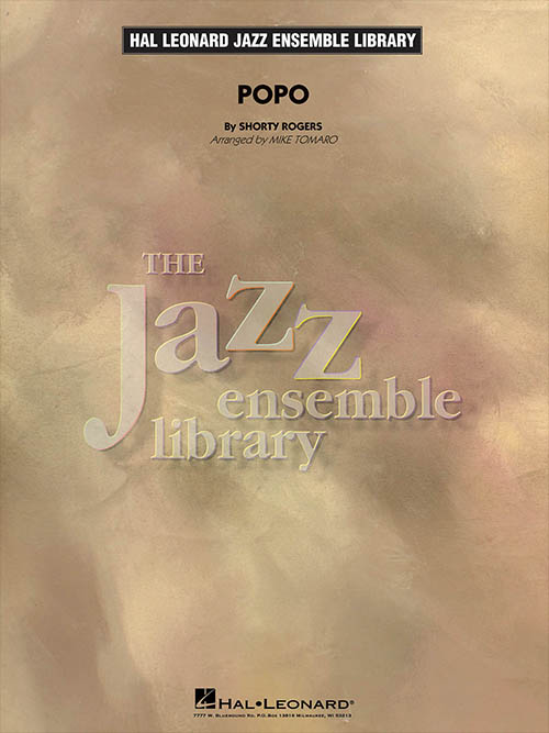 Popo: The Jazz Ensemble Library