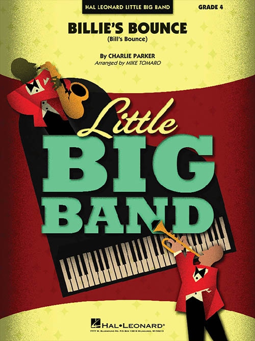 Billie's Bounce: Little Big Band