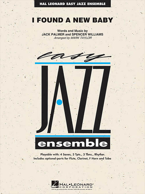 I Found a New Baby: Easy Jazz Ensemble