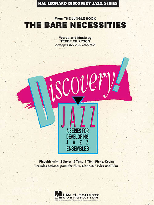 The Bare Necessities: Discovery Jazz