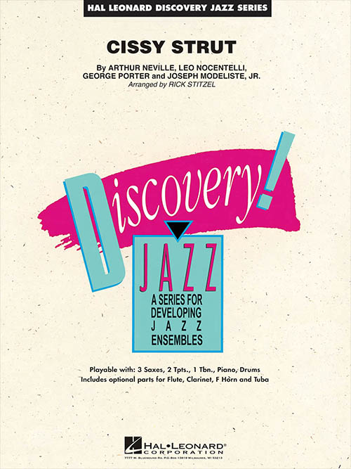 Cissy Strut: Discovery Jazz