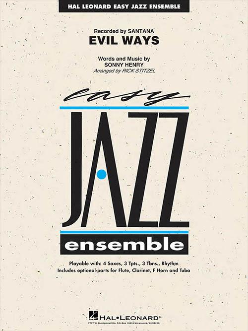 Evil Ways: Easy Jazz Ensemble