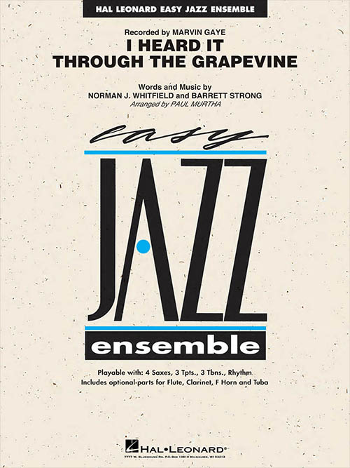 I Heard It Through the Grapevine: Easy Jazz Ensemble