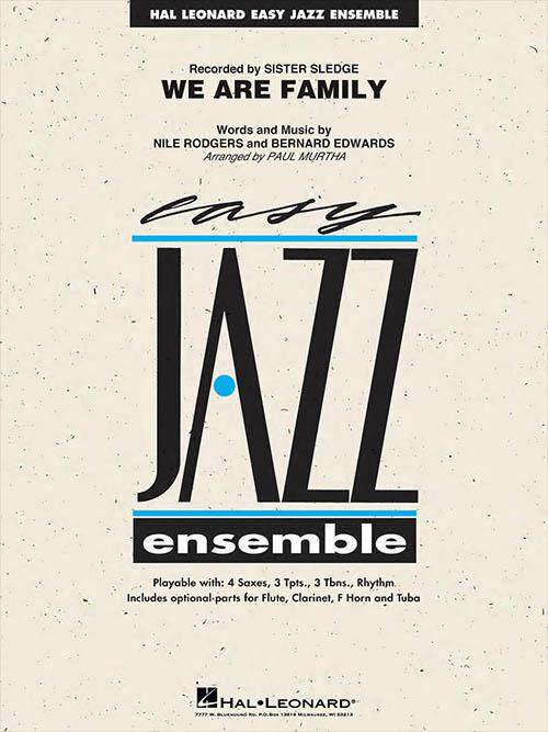 We Are Family: Easy Jazz Ensemble