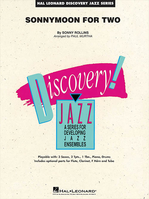 Sonnymoon for Two: Discovery Jazz