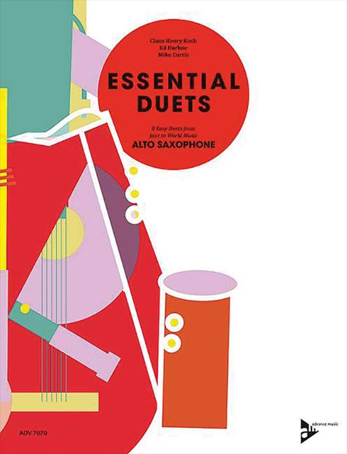 Essential Duets- 2 Alto Sax Duets