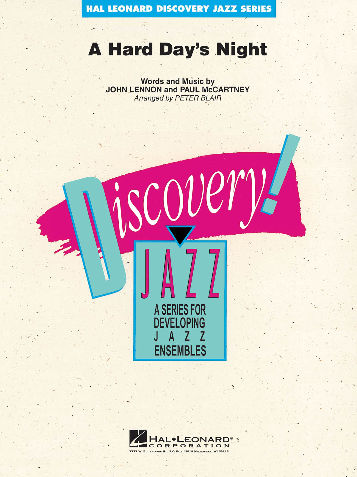 A Hard Day's Night: Discovery Jazz