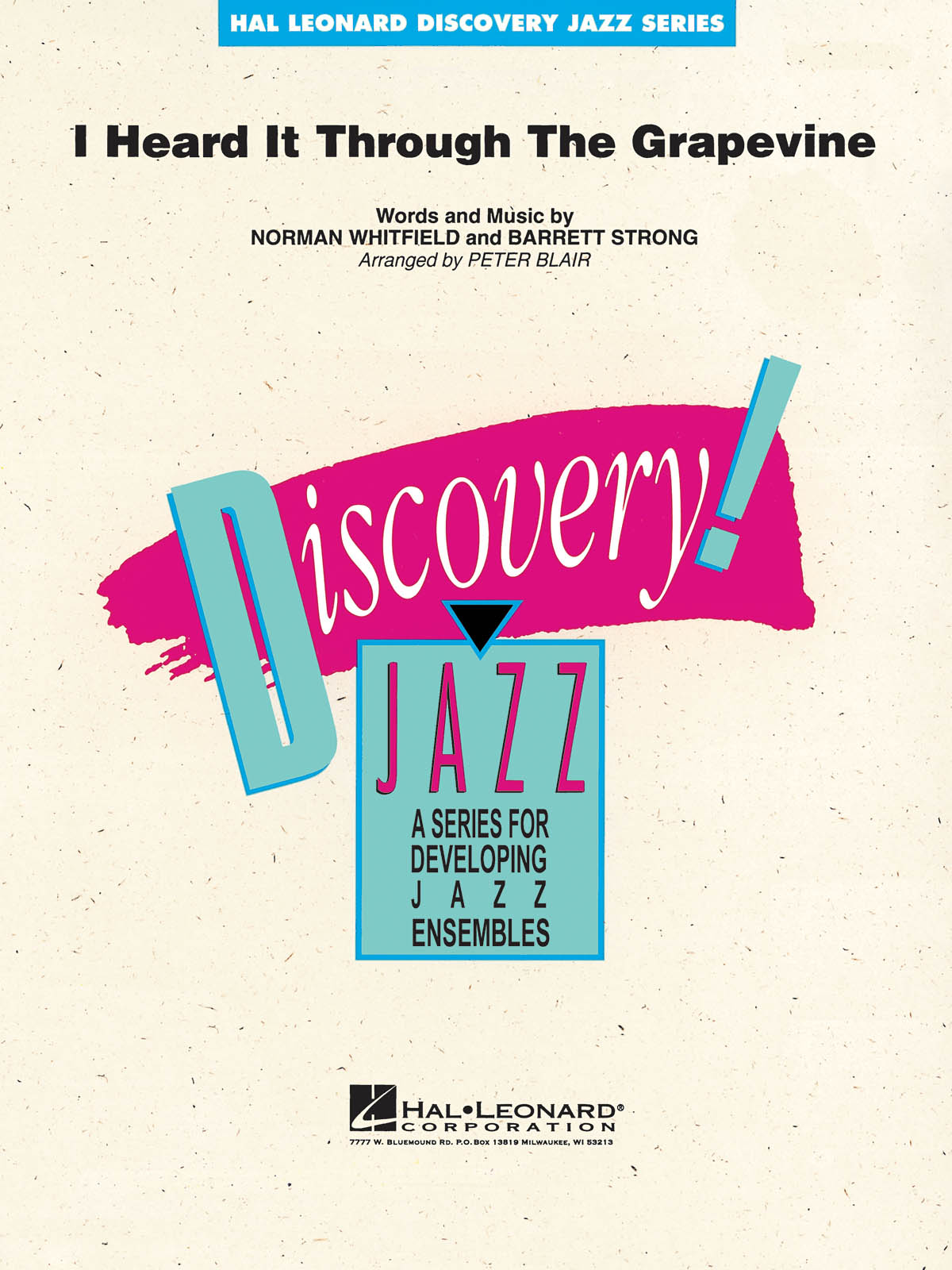 I Heard It Through The Grapevine: Discovery Jazz