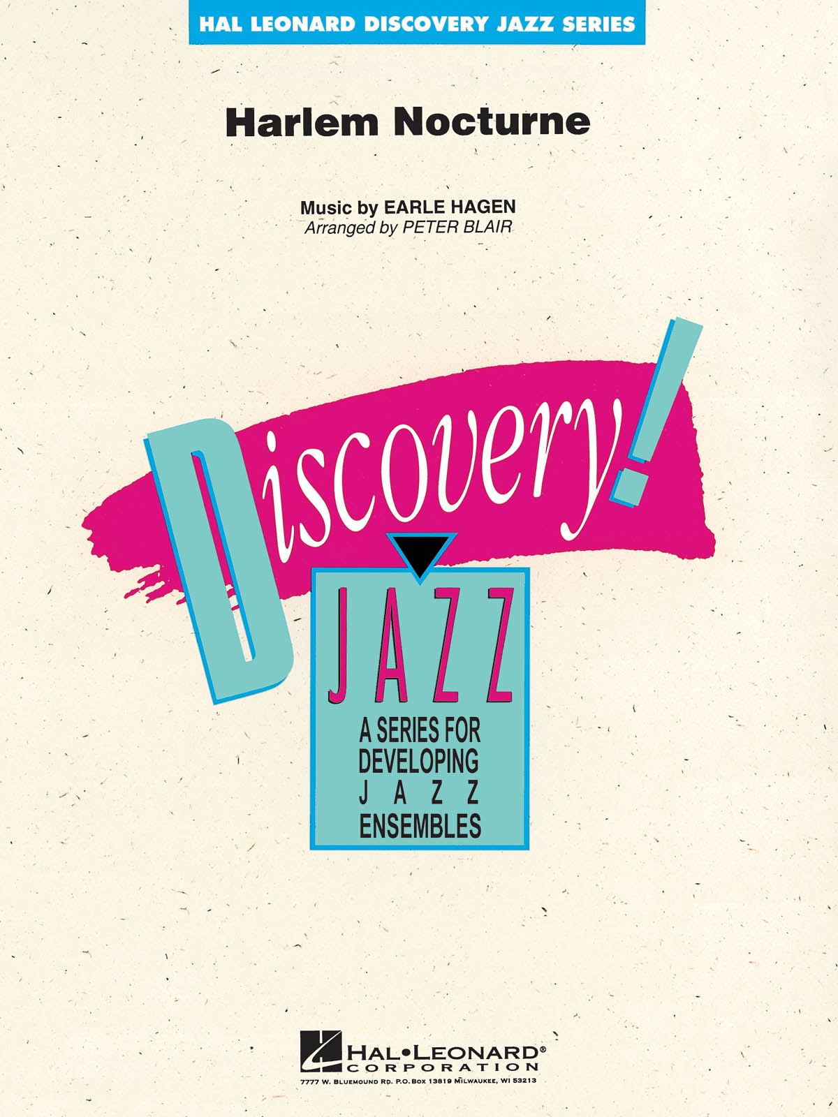 Harlem Nocturne: Discovery Jazz