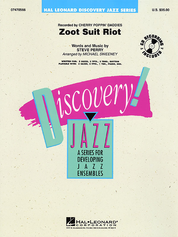 Zoot Suit Riot: Discovery Jazz