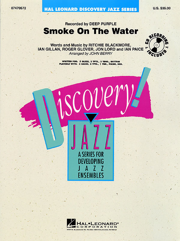 Smoke on the Water: Discovery Jazz
