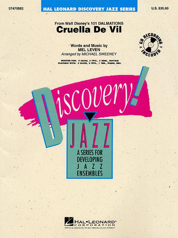 Cruella De Vil: Discovery Jazz