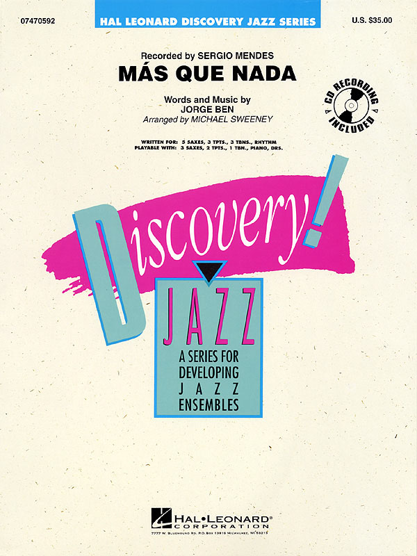 Más Que Nada: Discovery Jazz