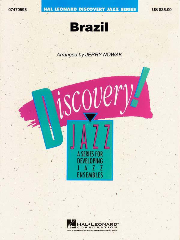 Brazil: Discovery Jazz