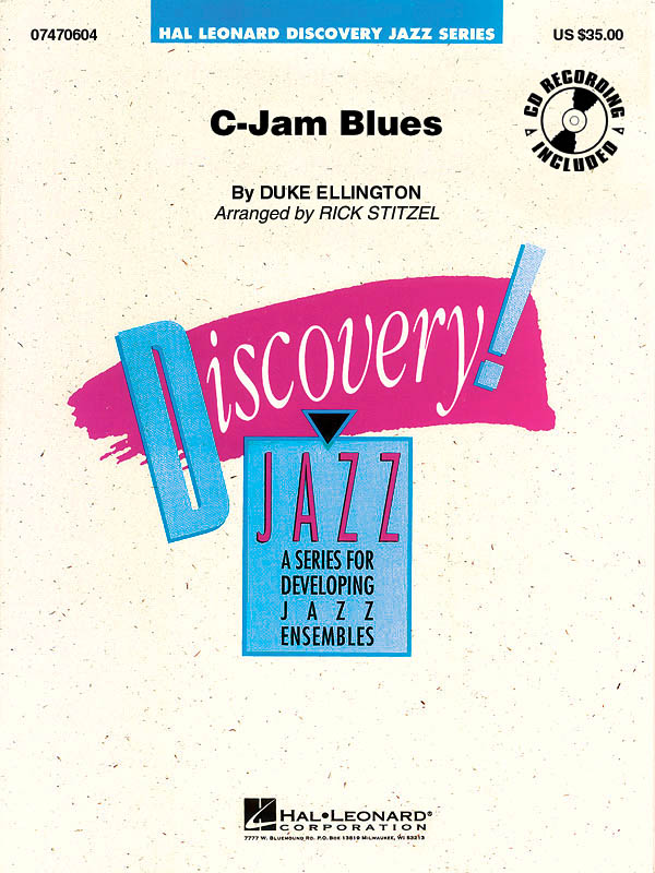C-Jam Blues: Discovery Jazz