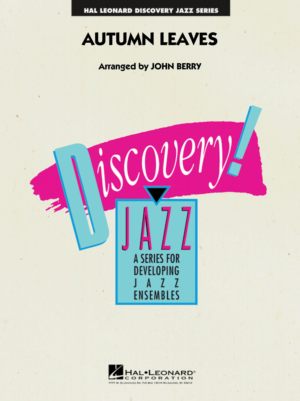 Autumn Leaves: Discovery Jazz