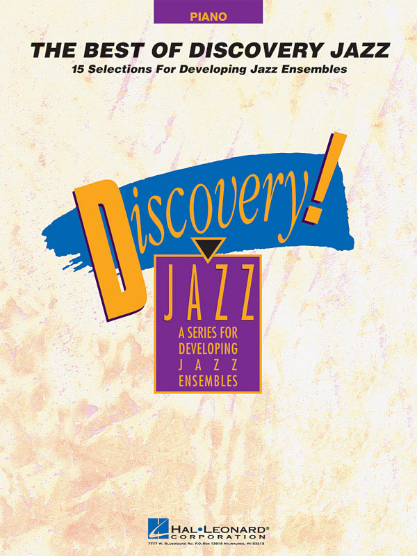 The Best of Discovery Jazz: Piano