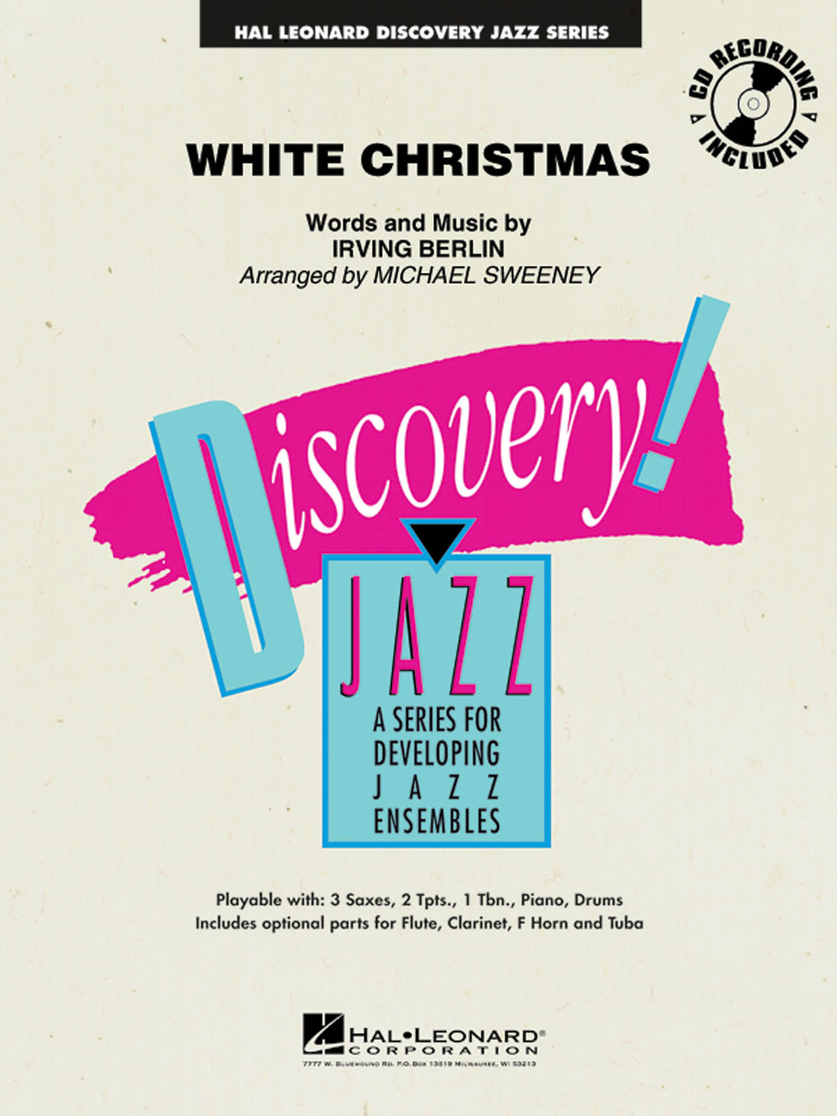 White Christmas: Discovery Jazz