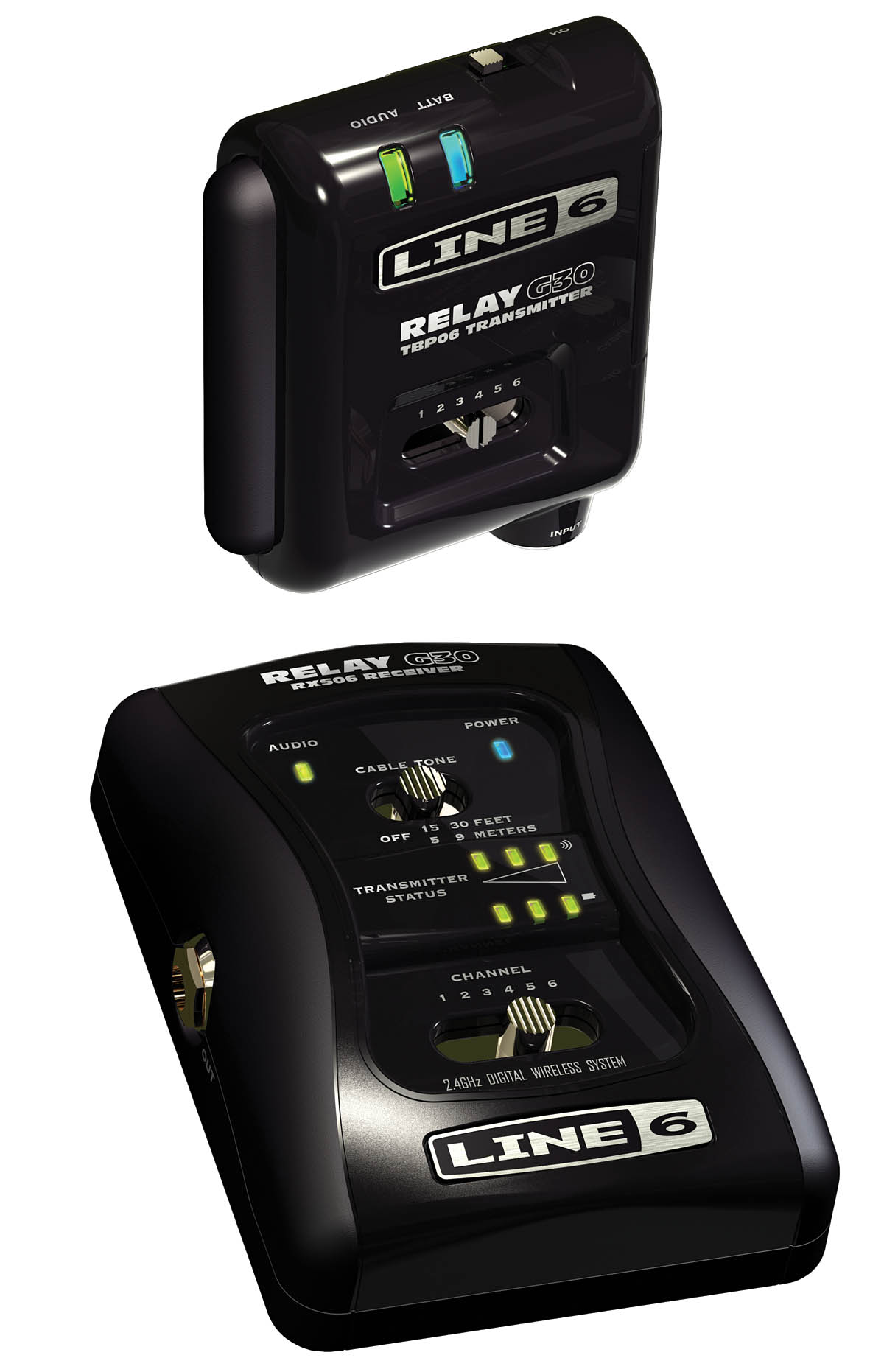 Relay™ G30 Wireless System