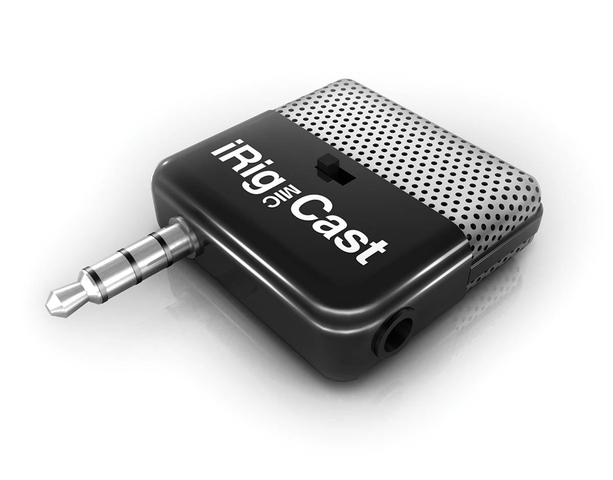 iRig™ Mic Cast