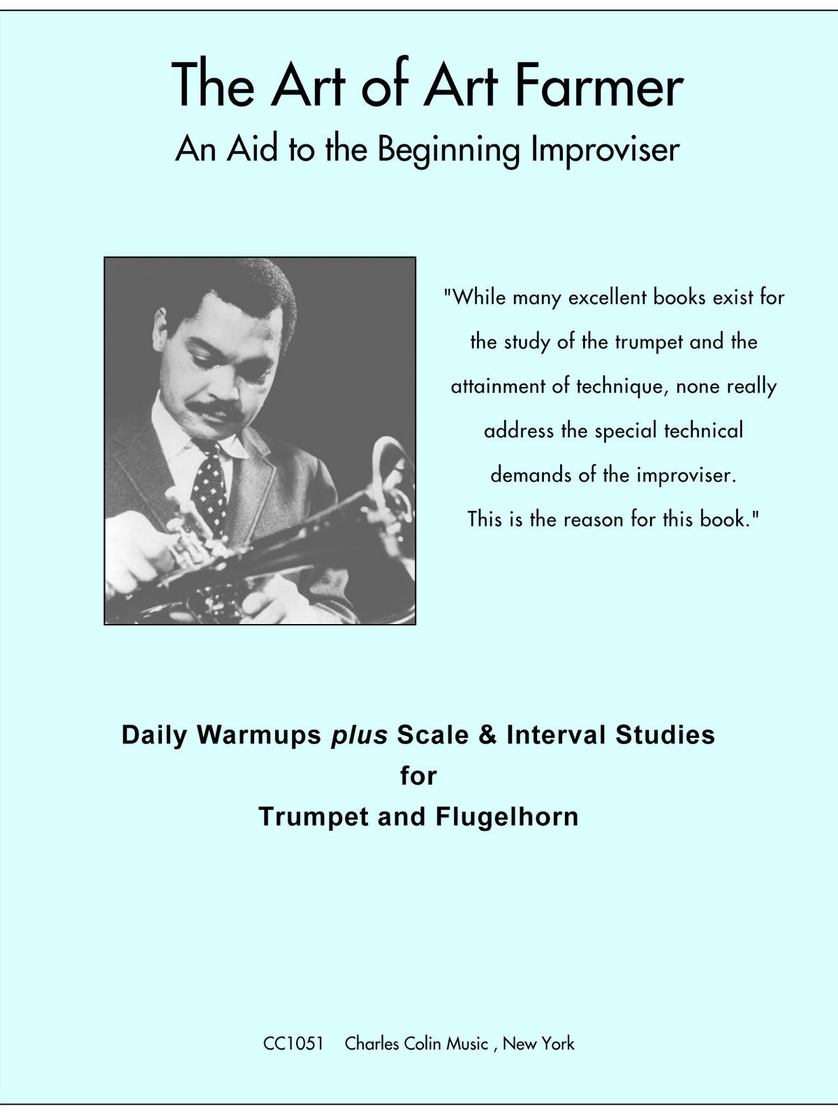 The Art Of Art Farmer