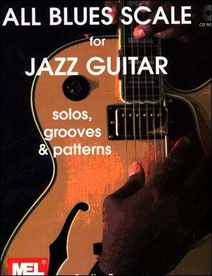All Blues Scale for Jazz Guitar Book/CD Set