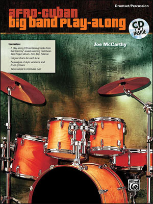 Afro-Cuban Big Band Play-Along - Drumset/Percussion