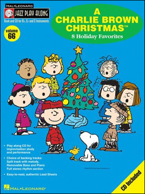 Hal Leonard Play-Along Vol. 66 - A Charlie Brown Christmas