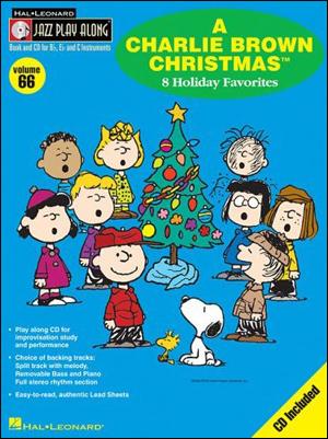 Hal Leonard Play-Along Vol. 66 - A Charlie Brown Christmas