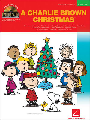 A Charlie Brown Christmas - Piano Play-Along
