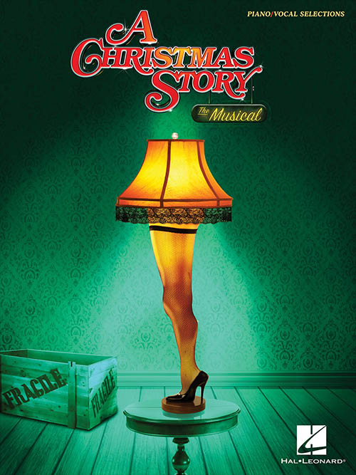A Christmas Story - The Musical (Piano/Vocal Selections)