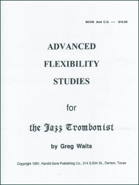 Advanced Flexibility For Trombone