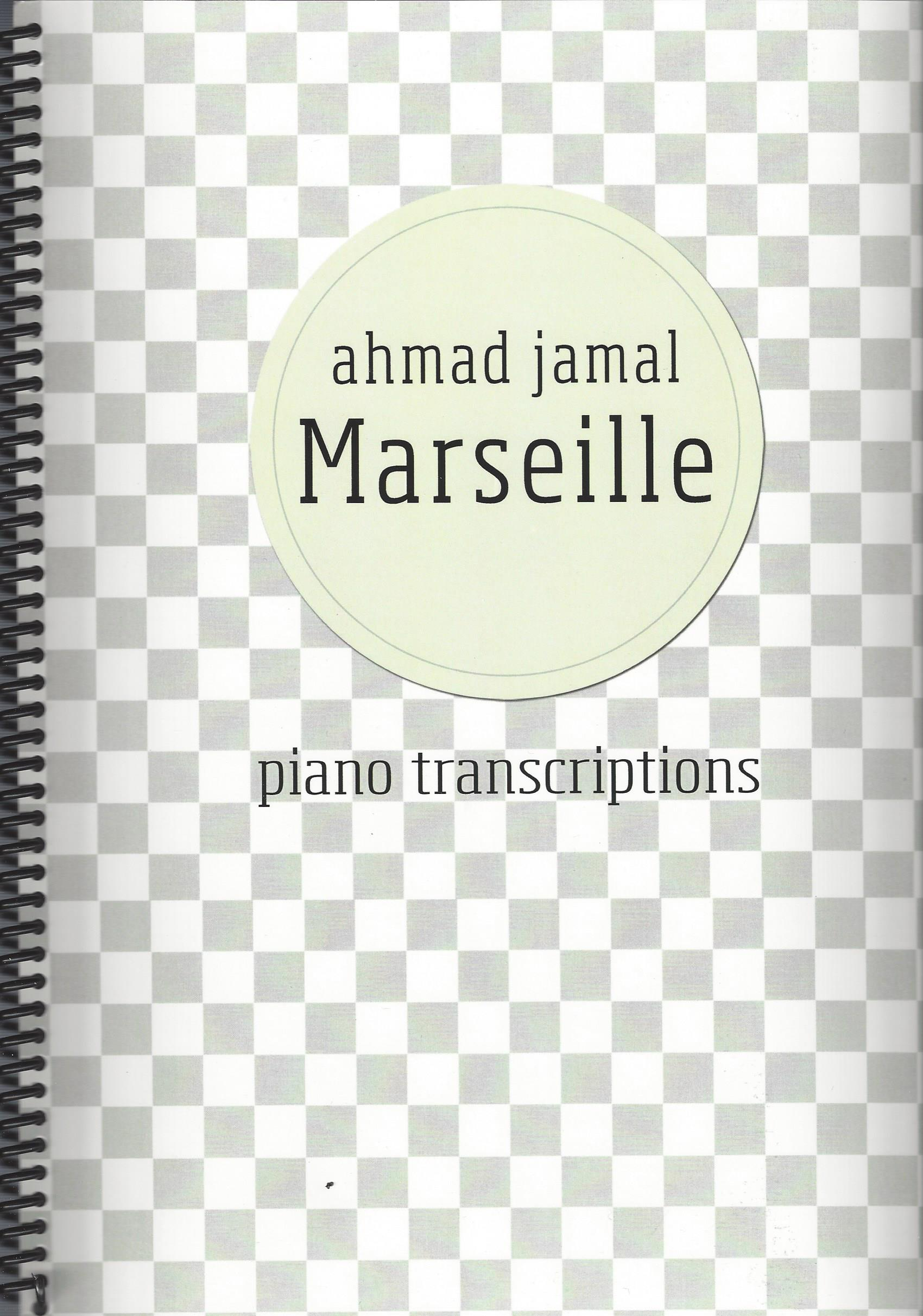 Ahmad Jamal Marseille - Piano Transcriptions